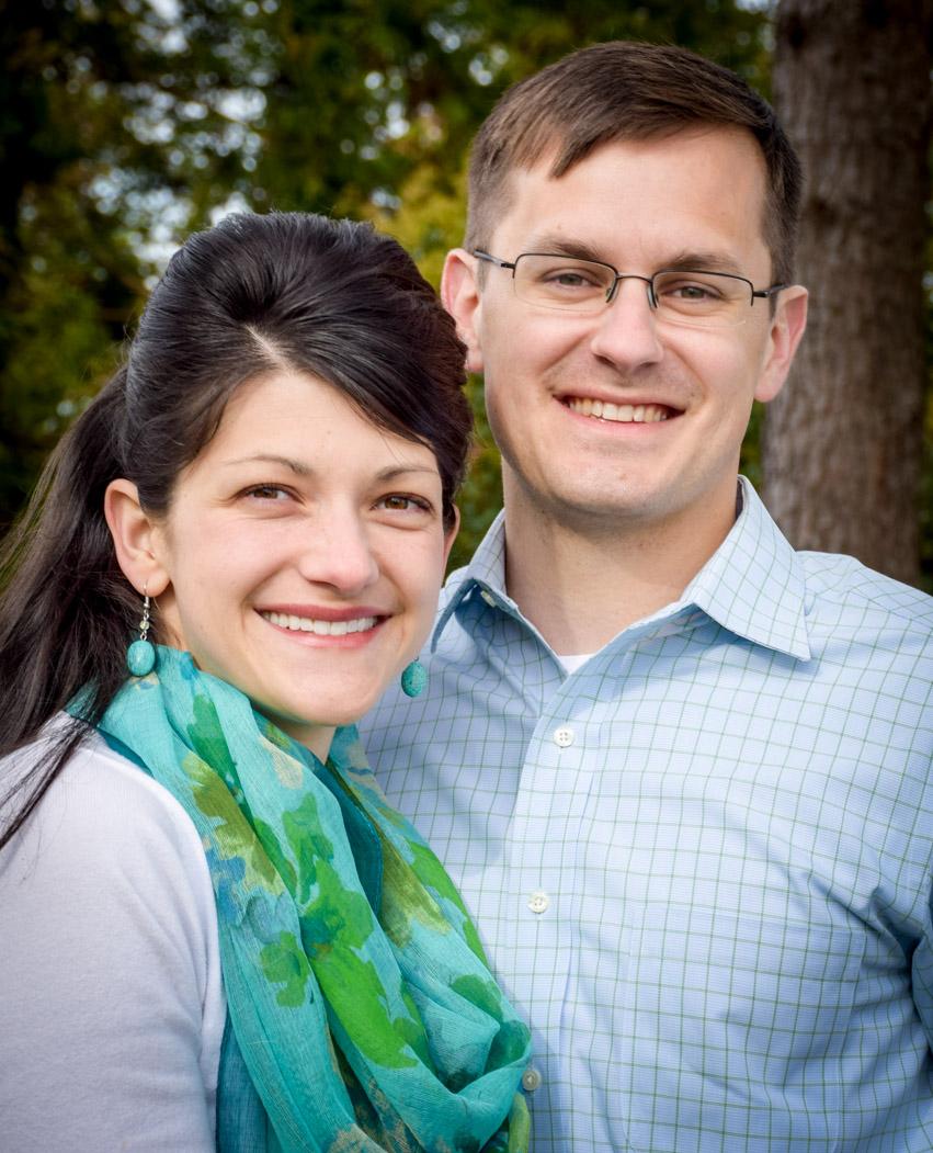 Wesley and Amanda